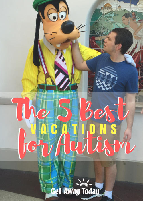 5 Best Vacations for Autism PIN