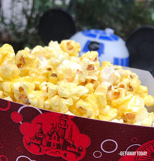 Disneyland Foods You Can Have at Home Right Now Popcorn