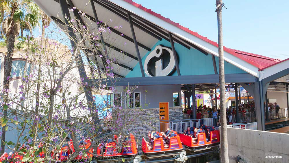 5 Things You Must Do at Pixar Pier Incredicoaster