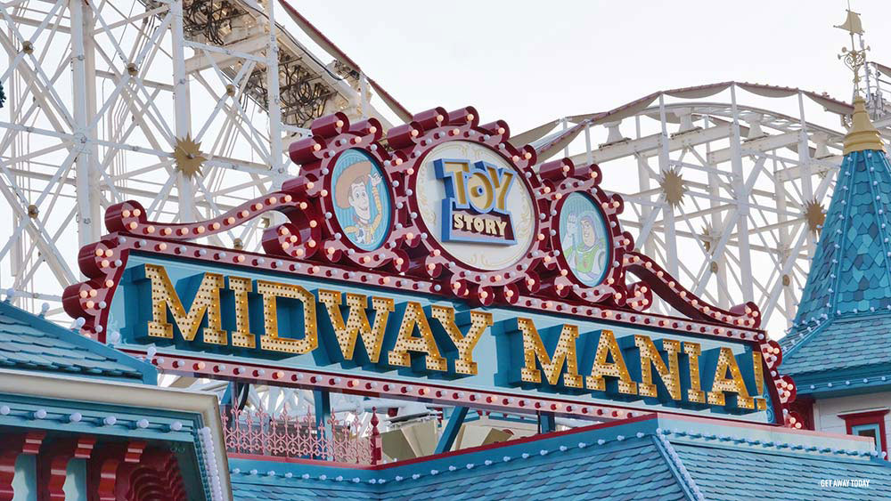 5 Things You Must Do at Pixar Pier Toy Story Midway Mania