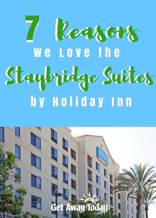 Staybridge Suites by Holiday Inn Pin | Get Away Today