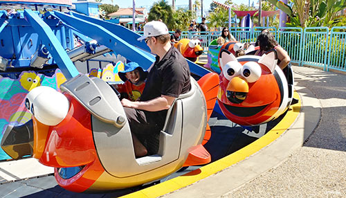 7 Things You Didn't Know About SeaWorld San Diego Sesame Street