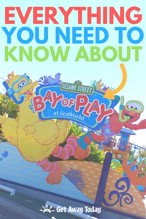 Bay of Play at SeaWorld || Get Away Today