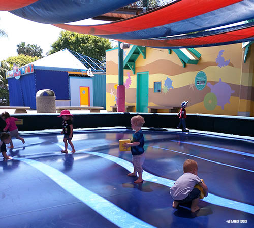 Bay of Play at SeaWorld San Diego Play Area