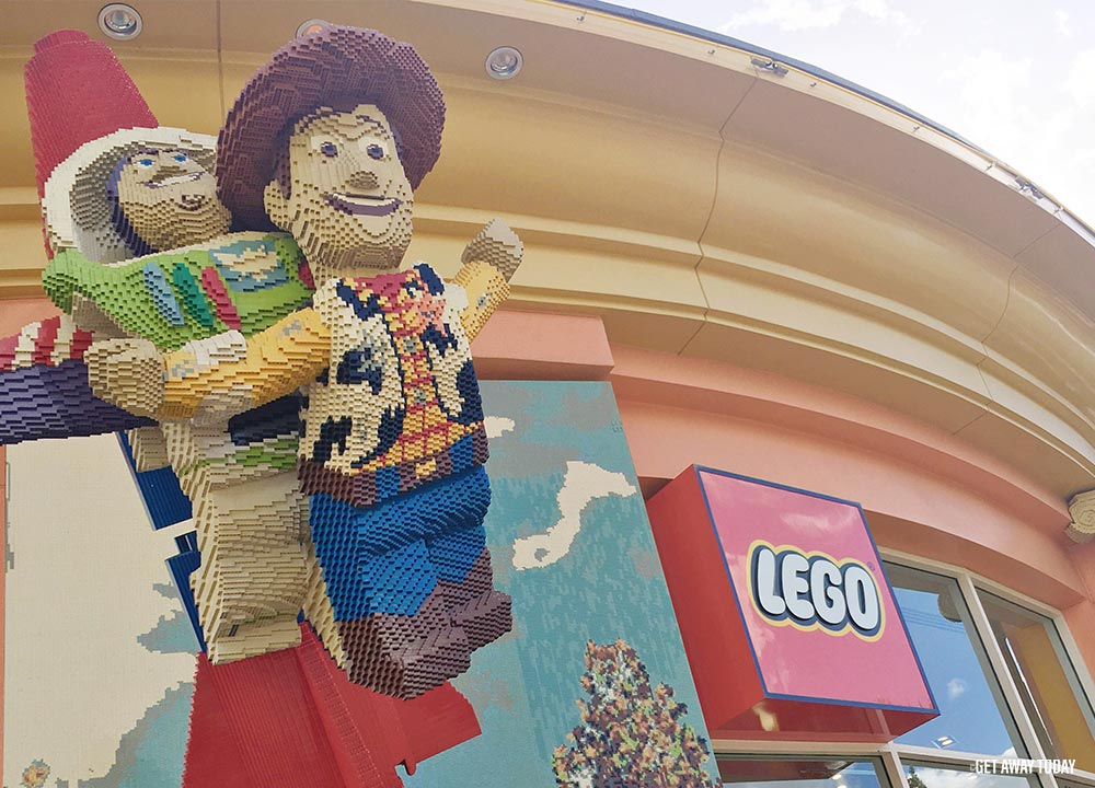 Best Disneyland Birthday Freebies Lego Store