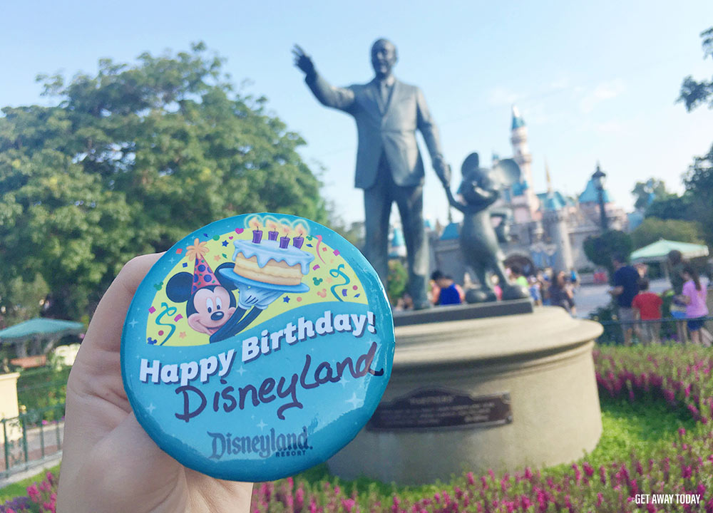 Best Disneyland Birthday Freebies