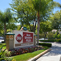 Best Western Anaheim Inn Review