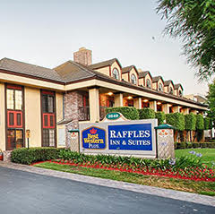 Best Western Raffles Inn Review