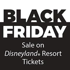 38007060099c Disneyland Black Friday Sale and More
