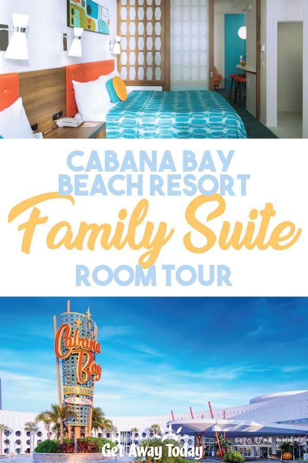 Cabana Bay Beach Resort Family Suite
