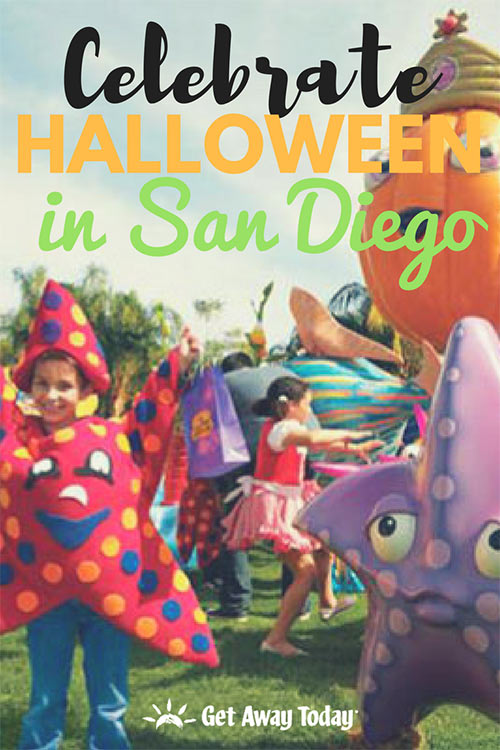 Fun Ways to Celebrate Halloween in San Diego || Get Away Today