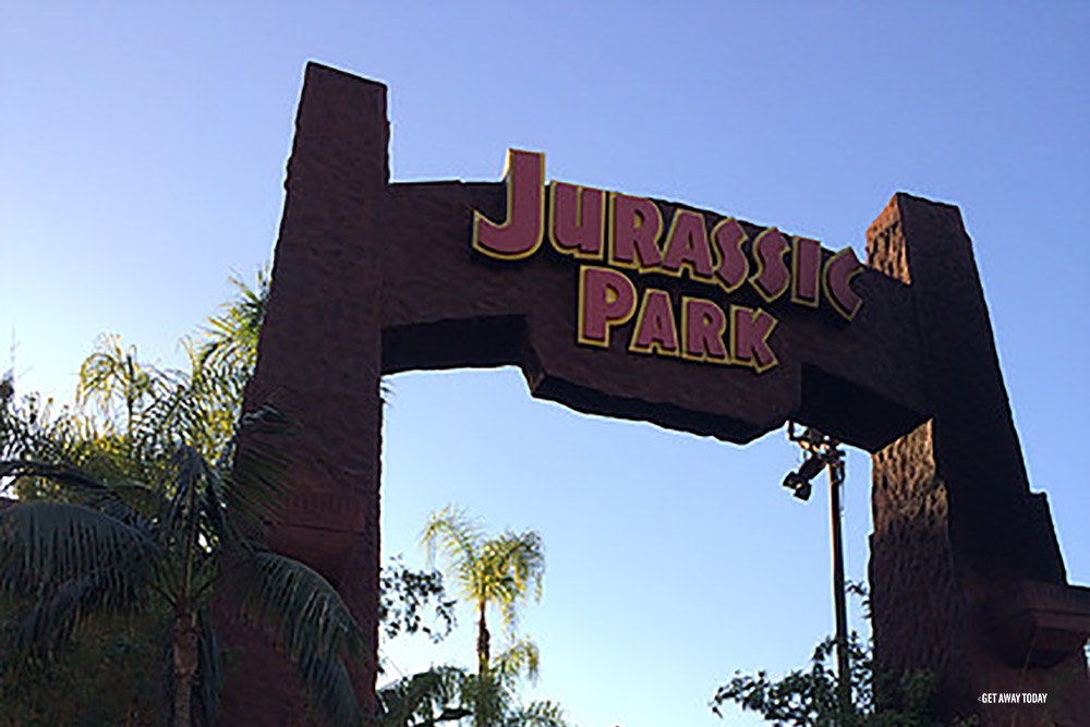 Changes at Universal Studios Hollywood Jurassic Park Ride
