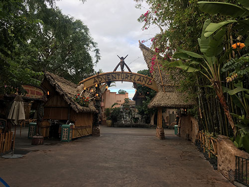 Disneyland Secrets Adventureland
