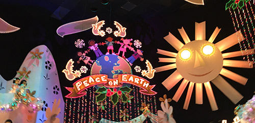 Things You Don't Know About Disneyland Small World