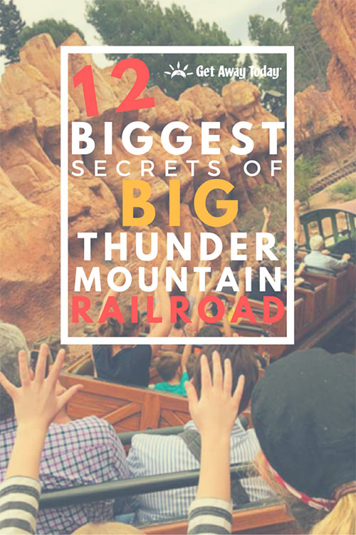 Big Thunder Mountain Railroad 12 Biggest Secrets