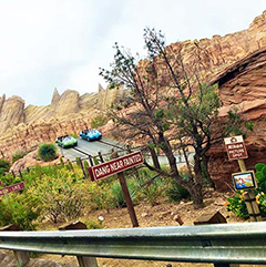 9 Cars Land Secrets for Your Disneyland Vacation