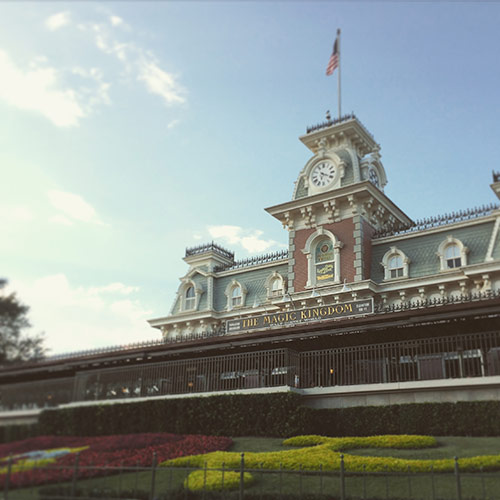 Disneyland vs. Disney World - Part One