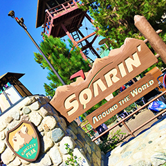 10 Cool Facts About Soarin' Around the World