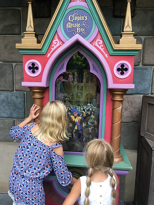 Fantasyland Secrets - Chopin's Music Box