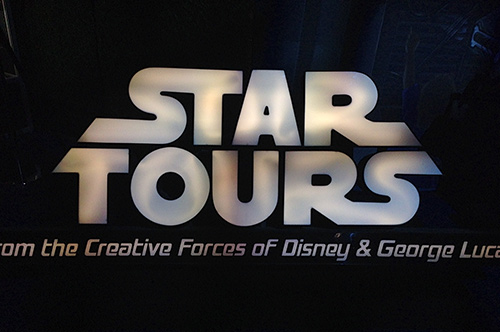 Star Wars and Disneyland Facts Star Tours