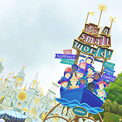 "10 Fun Facts about ""it's a small world"" in Disneyland"
