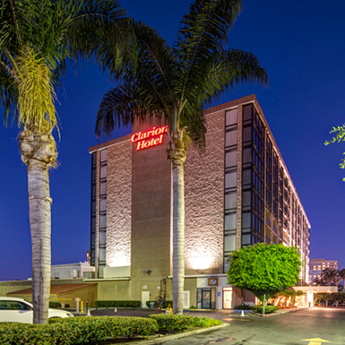 Clarion Hotel Anaheim Review