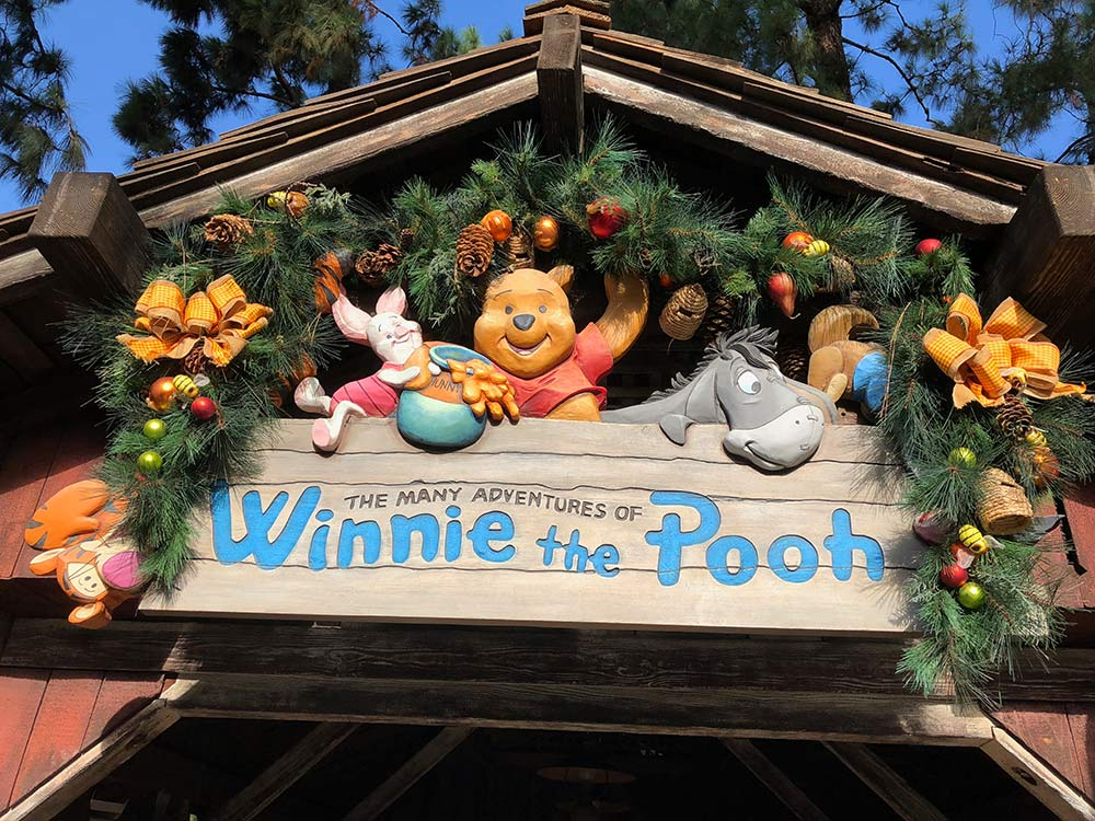 Critter Country Winnie the Pooh