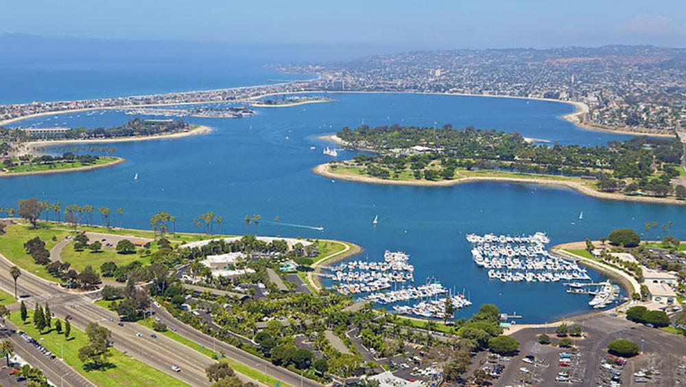Dana Hotel San Diego: The Dana on Mission Bay Review