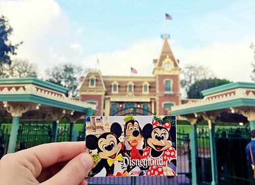 Day Trips from Disneyland Front Gate Ticket