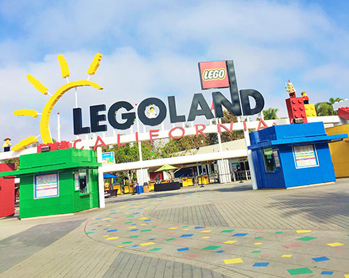 Day Trips from Disneyland Legoland California