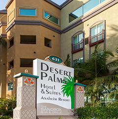 Desert Palms Hotel Review