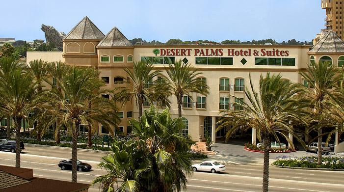 Desert Palm Hotel And Suites Anaheim 2018 World S Best