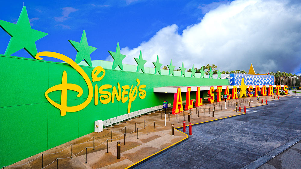 Disneys All Star Sports Resort Review