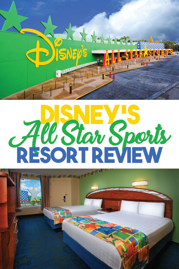 Disney's All-Star Sports Resort Review || Get Away Today