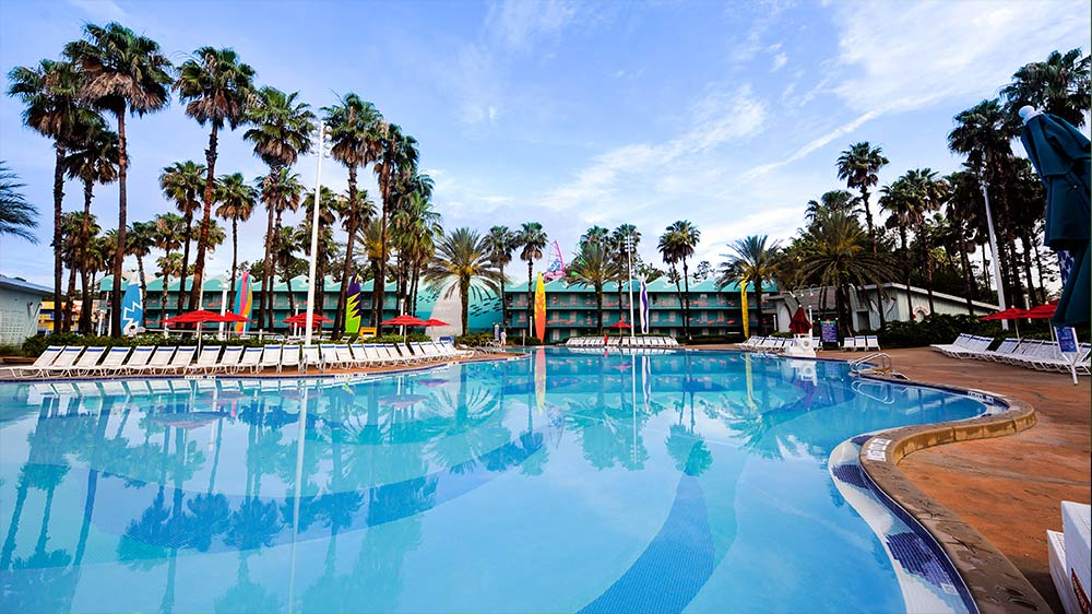 Disneys All Star Sports Resort Review Pool