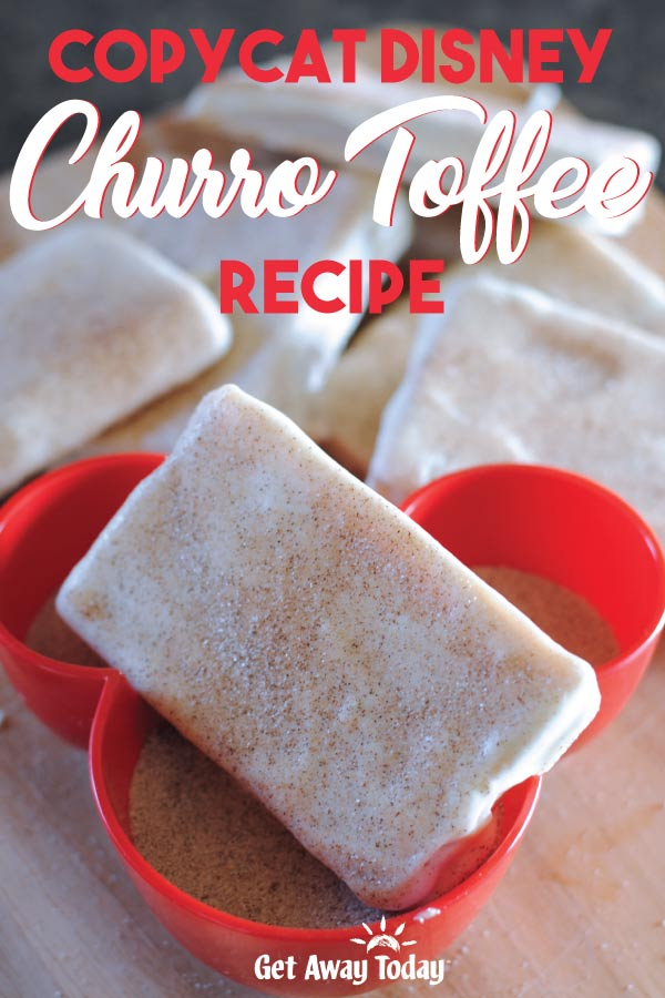 Copycat Disney Churro Recipe || Get Away Today
