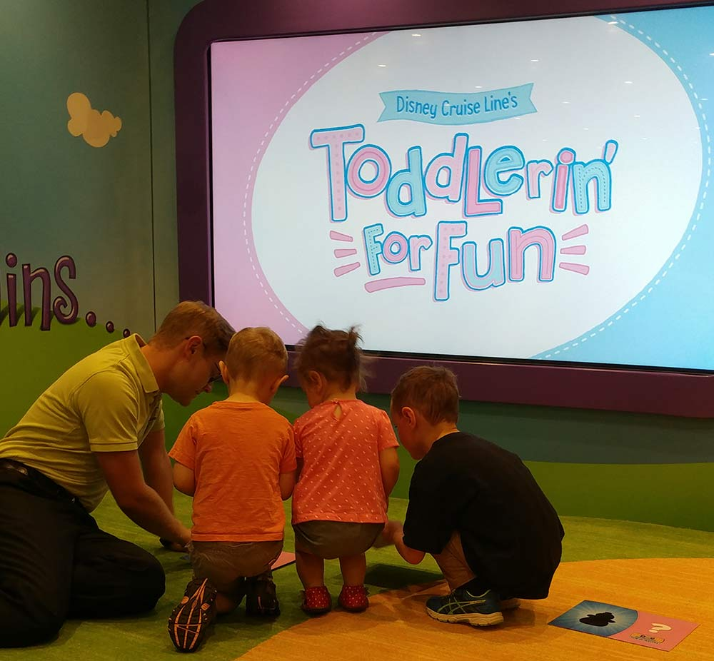 Disney Cruise Line Tips for Toddlers