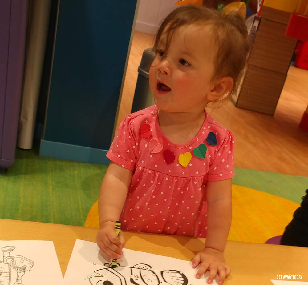 Disney Cruise Line Tips for Toddlers Crafts