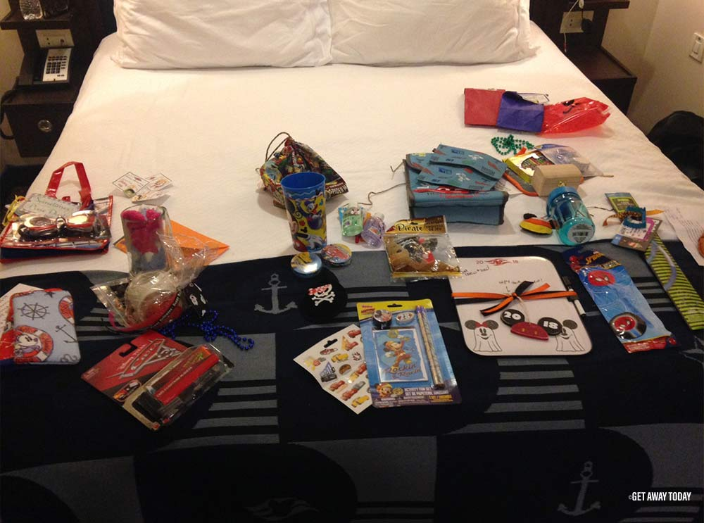 Disney Cruise Line Tips for Toddlers Fish Extender