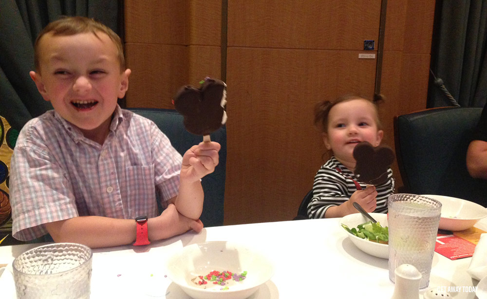 Disney Cruise Line Tips for Toddlers Food