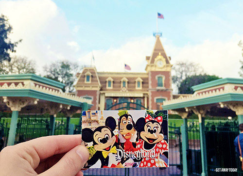 Disney Grad Night at Disneyland Ticket