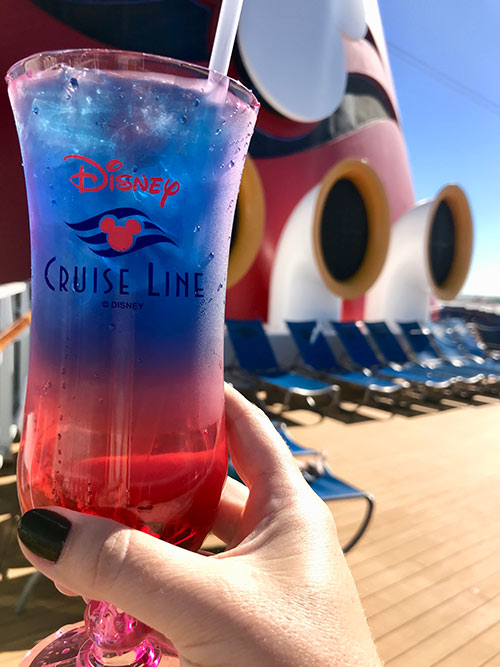 Disney Wonder Drinks