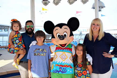 Disney Wonder Family