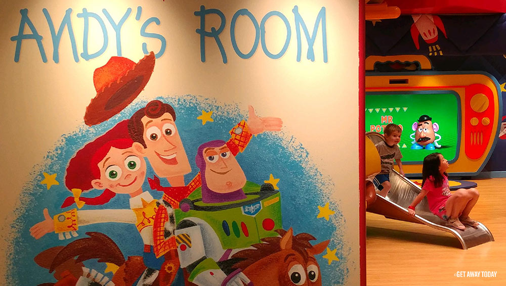 Disney Cruise Line Tips for Toddlers Kids Club