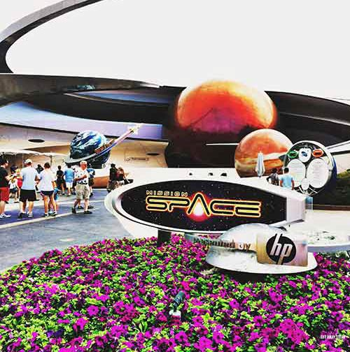 Disney World Changes Mission Space