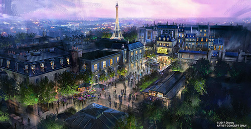 Disney World Changes Ratatouille Attraction