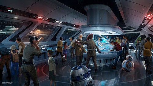 Disney World Changes Star Wars Hotel