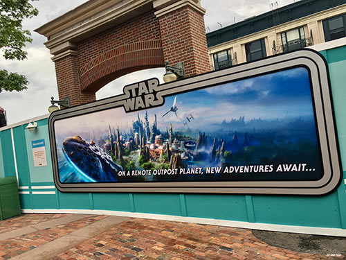 Disney World Changes Star Wars Land Galaxy's Edge