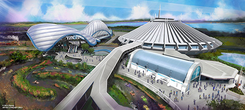 Disney World Changes Tron Attractions