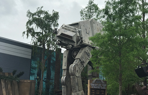 Disney World VS Disneyland Part Two Star Tours